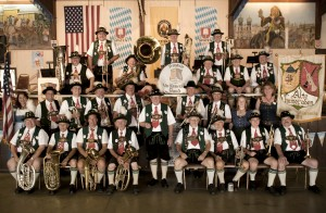 Alte Kameraden Band Group Picture